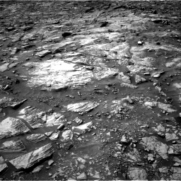 Nasa's Mars rover Curiosity acquired this image using its Right Navigation Camera on Sol 1448, at drive 1572, site number 57