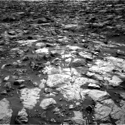 Nasa's Mars rover Curiosity acquired this image using its Right Navigation Camera on Sol 1448, at drive 1618, site number 57