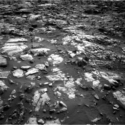 Nasa's Mars rover Curiosity acquired this image using its Right Navigation Camera on Sol 1448, at drive 1660, site number 57