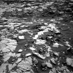 Nasa's Mars rover Curiosity acquired this image using its Right Navigation Camera on Sol 1448, at drive 1702, site number 57