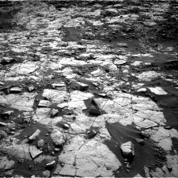 Nasa's Mars rover Curiosity acquired this image using its Right Navigation Camera on Sol 1448, at drive 1714, site number 57