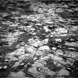 Nasa's Mars rover Curiosity acquired this image using its Right Navigation Camera on Sol 1448, at drive 1732, site number 57