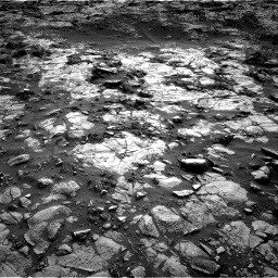 Nasa's Mars rover Curiosity acquired this image using its Right Navigation Camera on Sol 1448, at drive 1762, site number 57