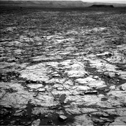 Nasa's Mars rover Curiosity acquired this image using its Left Navigation Camera on Sol 1452, at drive 2248, site number 57