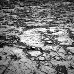 Nasa's Mars rover Curiosity acquired this image using its Left Navigation Camera on Sol 1452, at drive 2260, site number 57