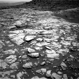 Nasa's Mars rover Curiosity acquired this image using its Right Navigation Camera on Sol 1452, at drive 1942, site number 57