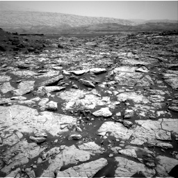 Nasa's Mars rover Curiosity acquired this image using its Right Navigation Camera on Sol 1452, at drive 1960, site number 57
