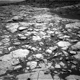 Nasa's Mars rover Curiosity acquired this image using its Right Navigation Camera on Sol 1452, at drive 1966, site number 57