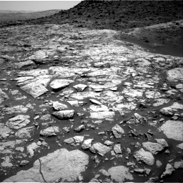 Nasa's Mars rover Curiosity acquired this image using its Right Navigation Camera on Sol 1452, at drive 1972, site number 57
