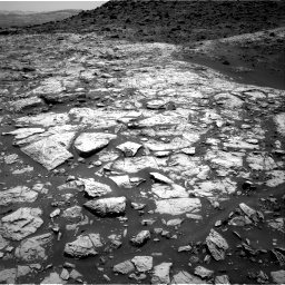Nasa's Mars rover Curiosity acquired this image using its Right Navigation Camera on Sol 1452, at drive 1984, site number 57