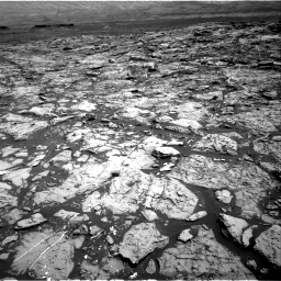 Nasa's Mars rover Curiosity acquired this image using its Right Navigation Camera on Sol 1452, at drive 2044, site number 57