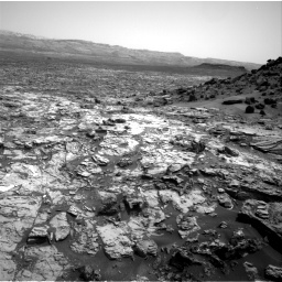 Nasa's Mars rover Curiosity acquired this image using its Right Navigation Camera on Sol 1452, at drive 2152, site number 57