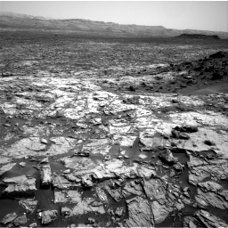 Nasa's Mars rover Curiosity acquired this image using its Right Navigation Camera on Sol 1452, at drive 2170, site number 57
