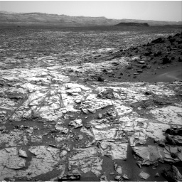 Nasa's Mars rover Curiosity acquired this image using its Right Navigation Camera on Sol 1452, at drive 2182, site number 57