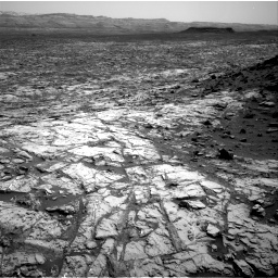 Nasa's Mars rover Curiosity acquired this image using its Right Navigation Camera on Sol 1452, at drive 2194, site number 57