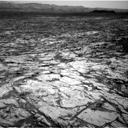 Nasa's Mars rover Curiosity acquired this image using its Right Navigation Camera on Sol 1452, at drive 2218, site number 57