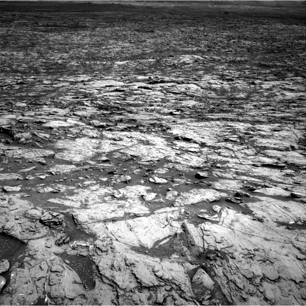 Nasa's Mars rover Curiosity acquired this image using its Right Navigation Camera on Sol 1452, at drive 2224, site number 57