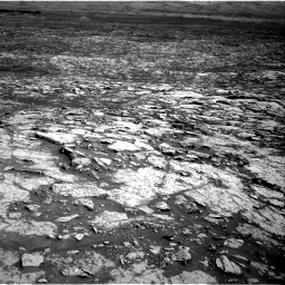 Nasa's Mars rover Curiosity acquired this image using its Right Navigation Camera on Sol 1452, at drive 2242, site number 57