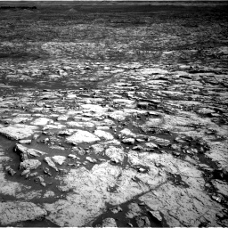 Nasa's Mars rover Curiosity acquired this image using its Right Navigation Camera on Sol 1452, at drive 2254, site number 57