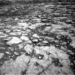 Nasa's Mars rover Curiosity acquired this image using its Right Navigation Camera on Sol 1452, at drive 2266, site number 57