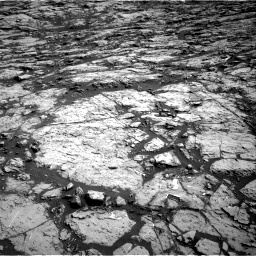 Nasa's Mars rover Curiosity acquired this image using its Right Navigation Camera on Sol 1452, at drive 2272, site number 57