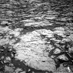 Nasa's Mars rover Curiosity acquired this image using its Right Navigation Camera on Sol 1452, at drive 2278, site number 57