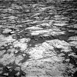 Nasa's Mars rover Curiosity acquired this image using its Right Navigation Camera on Sol 1452, at drive 2284, site number 57