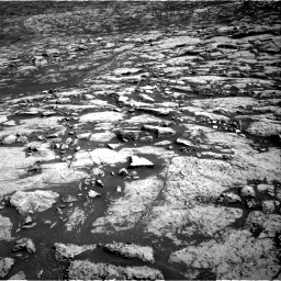 Nasa's Mars rover Curiosity acquired this image using its Right Navigation Camera on Sol 1452, at drive 2290, site number 57