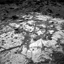 Nasa's Mars rover Curiosity acquired this image using its Right Navigation Camera on Sol 1454, at drive 2338, site number 57