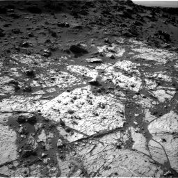 Nasa's Mars rover Curiosity acquired this image using its Right Navigation Camera on Sol 1454, at drive 2344, site number 57