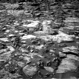 Nasa's Mars rover Curiosity acquired this image using its Right Navigation Camera on Sol 1454, at drive 2476, site number 57