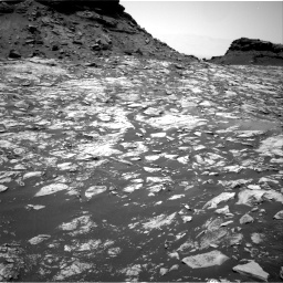 Nasa's Mars rover Curiosity acquired this image using its Right Navigation Camera on Sol 1455, at drive 2612, site number 57