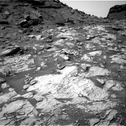 Nasa's Mars rover Curiosity acquired this image using its Right Navigation Camera on Sol 1455, at drive 2762, site number 57