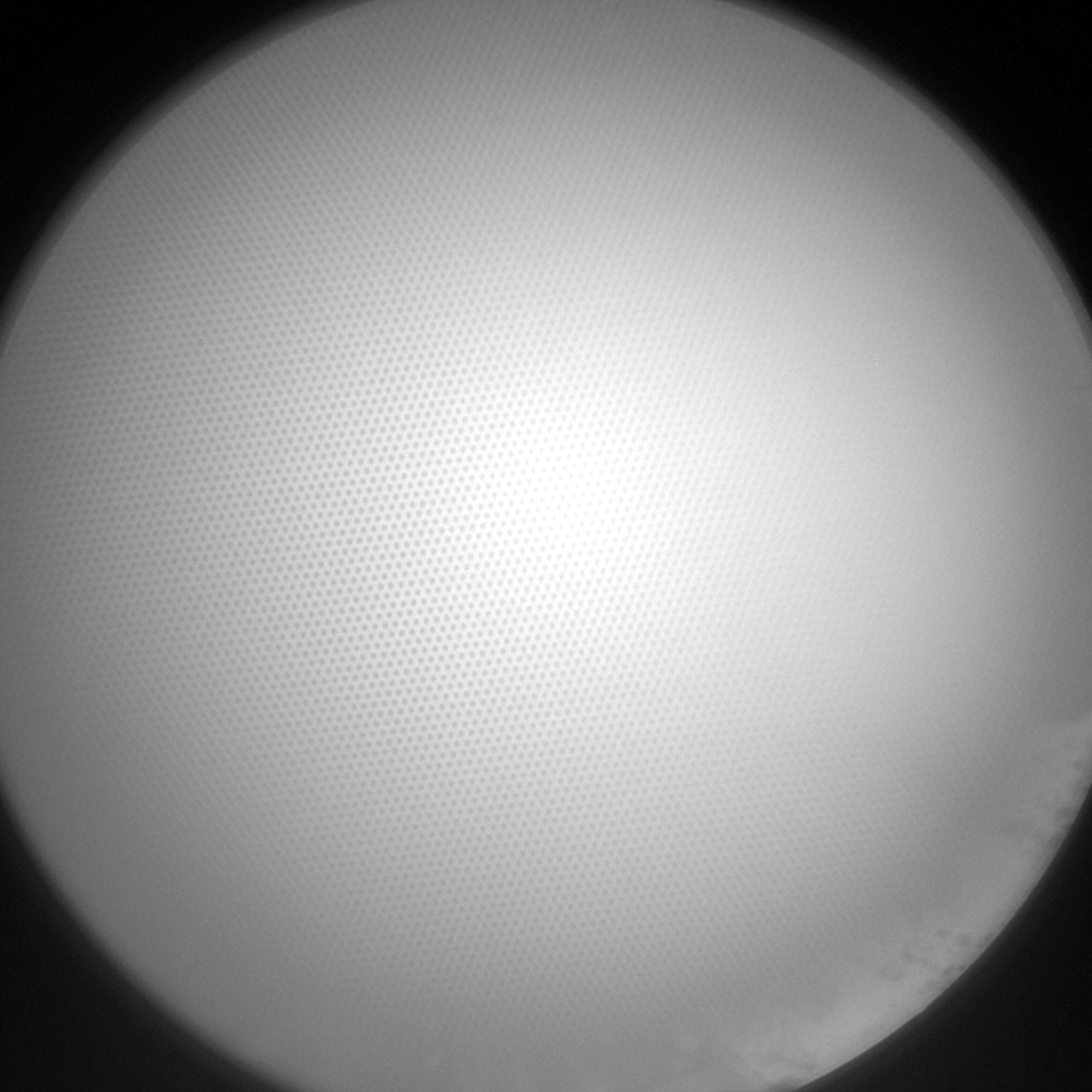Nasa's Mars rover Curiosity acquired this image using its Chemistry & Camera (ChemCam) on Sol 1460, at drive 2798, site number 57