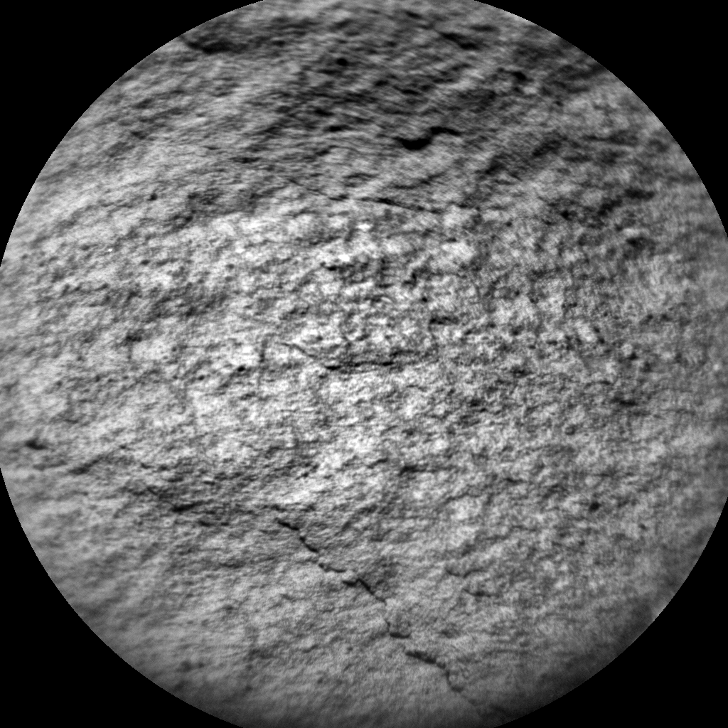 Nasa's Mars rover Curiosity acquired this image using its Chemistry & Camera (ChemCam) on Sol 1462, at drive 2798, site number 57