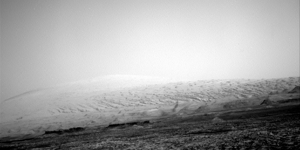 Nasa's Mars rover Curiosity acquired this image using its Right Navigation Camera on Sol 1463, at drive 2798, site number 57