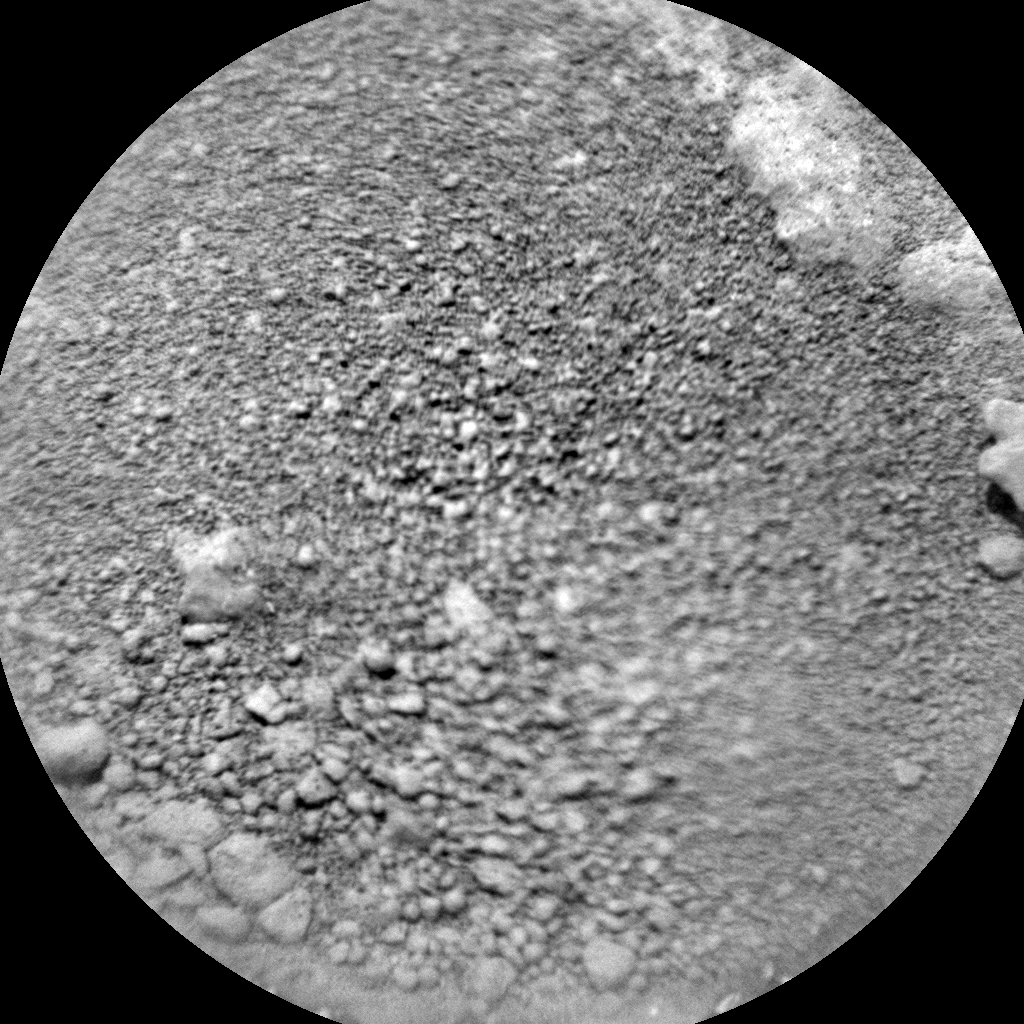 Nasa's Mars rover Curiosity acquired this image using its Chemistry & Camera (ChemCam) on Sol 1467, at drive 2798, site number 57