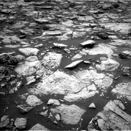 Nasa's Mars rover Curiosity acquired this image using its Left Navigation Camera on Sol 1468, at drive 3212, site number 57