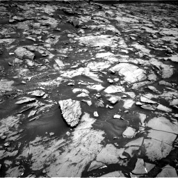 Nasa's Mars rover Curiosity acquired this image using its Right Navigation Camera on Sol 1468, at drive 2846, site number 57