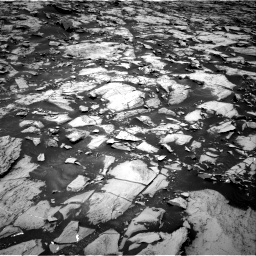 Nasa's Mars rover Curiosity acquired this image using its Right Navigation Camera on Sol 1468, at drive 2852, site number 57