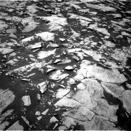 Nasa's Mars rover Curiosity acquired this image using its Right Navigation Camera on Sol 1468, at drive 2864, site number 57