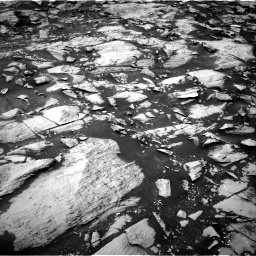 Nasa's Mars rover Curiosity acquired this image using its Right Navigation Camera on Sol 1468, at drive 2876, site number 57