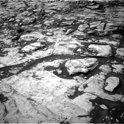 Nasa's Mars rover Curiosity acquired this image using its Right Navigation Camera on Sol 1468, at drive 2900, site number 57