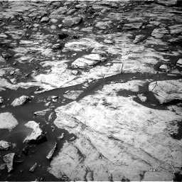 Nasa's Mars rover Curiosity acquired this image using its Right Navigation Camera on Sol 1468, at drive 2906, site number 57