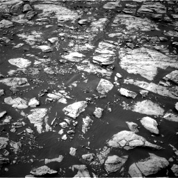 Nasa's Mars rover Curiosity acquired this image using its Right Navigation Camera on Sol 1468, at drive 2936, site number 57