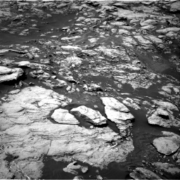 Nasa's Mars rover Curiosity acquired this image using its Right Navigation Camera on Sol 1468, at drive 2984, site number 57