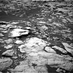 Nasa's Mars rover Curiosity acquired this image using its Right Navigation Camera on Sol 1468, at drive 2990, site number 57