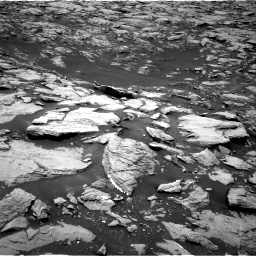 Nasa's Mars rover Curiosity acquired this image using its Right Navigation Camera on Sol 1468, at drive 3002, site number 57