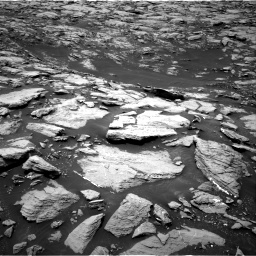 Nasa's Mars rover Curiosity acquired this image using its Right Navigation Camera on Sol 1468, at drive 3008, site number 57