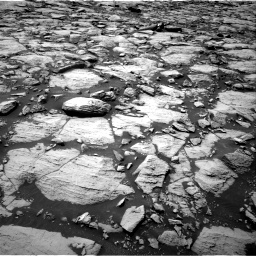 Nasa's Mars rover Curiosity acquired this image using its Right Navigation Camera on Sol 1468, at drive 3074, site number 57